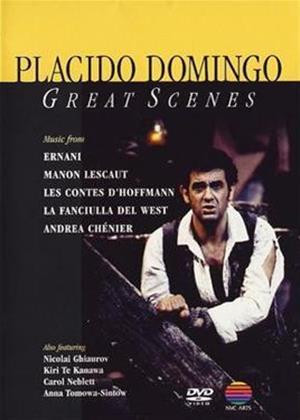Rent Placido Domingo: Great Scenes Online DVD Rental