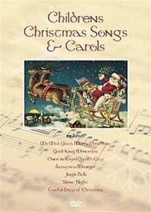 Rent Children's Christmas Songs and Carols Online DVD Rental