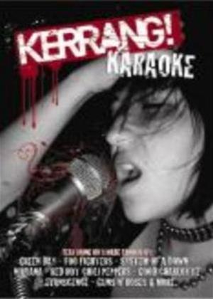 Rent Karaoke: Kerrang Online DVD Rental