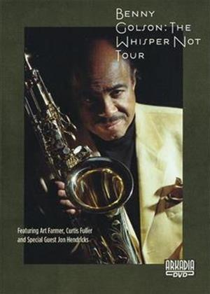 Rent Benny Golson: The Whisper Not Tour Online DVD Rental