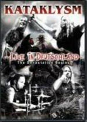 Rent Kataklysm: Live in Deutschland Online DVD Rental