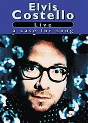 Rent Elvis Costello: Live: A Case for Song Online DVD Rental