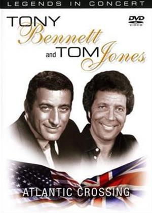 Rent Legends in Concert: Atlantic Crossing Online DVD Rental