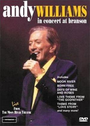 Rent Andy Williams: In Concert at Branson Online DVD Rental