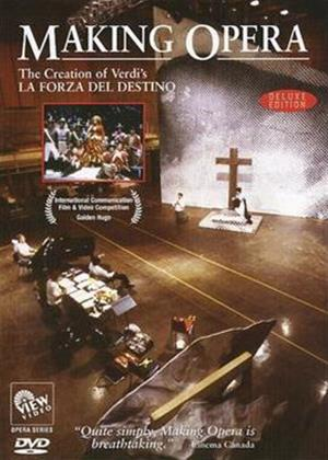 Rent Making Opera: La Forza Del Destino Online DVD Rental