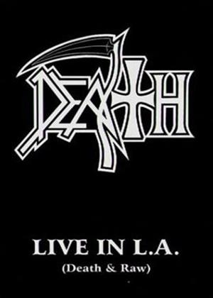 Rent Death: Live in L.A. Online DVD Rental
