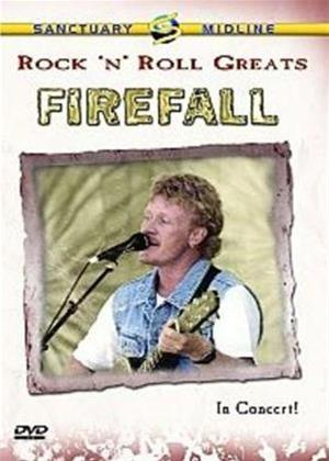 Rent Rock 'n' Roll Greats: Firefall Online DVD Rental