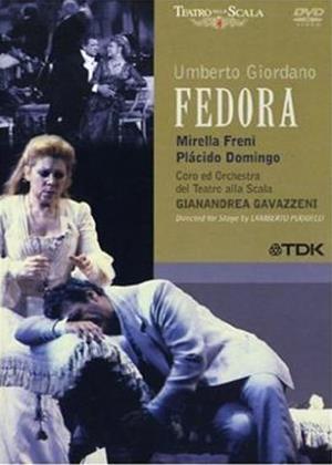 Rent Giordano: Fedora: Teatro alla Scala Milan Online DVD Rental