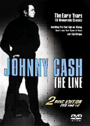 Rent Johnny Cash: The Line Online DVD Rental