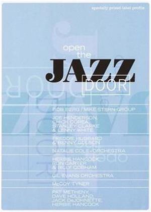 Rent Open the Jazz Door Online DVD Rental