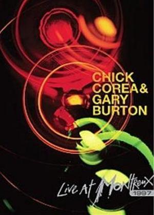 Rent Chick Corea and Gary Burton: Live at Montreux Online DVD Rental