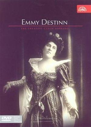 Rent Emmy Destinn: Greatest Czech Soprano Online DVD Rental