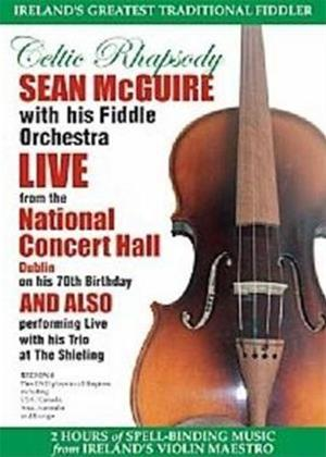 Rent Sean McGuire and His Fiddle Orchestra: Celtic Rhapsody Online DVD Rental
