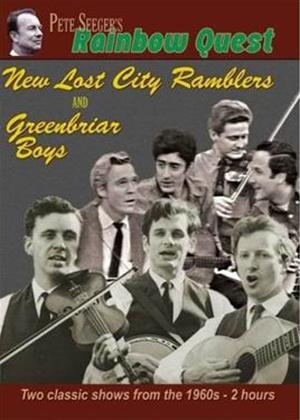 Rent Pete Seeger's Rainbow Quest: New Lost City Ramblers / Greenbri Online DVD Rental