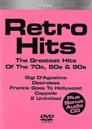 Rent Retro Hits: The Greatest Hits of the 70s, 80s and 90s: Vol.1 Online DVD Rental