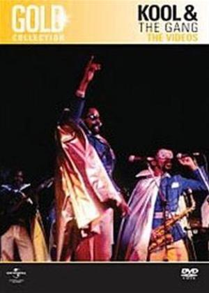 Rent Kool and the Gang: Gold Online DVD Rental