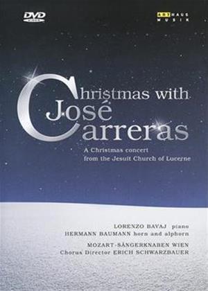 Rent Christmas with Jose Carreras Online DVD Rental