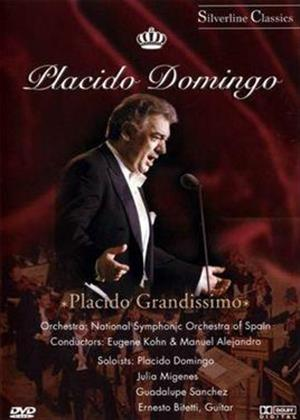 Rent Placido Domingo: Placido Grandissimo Online DVD Rental