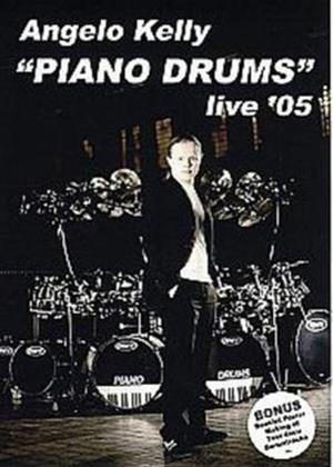 Rent Angelo Kelly: Piano Drums Live Online DVD Rental