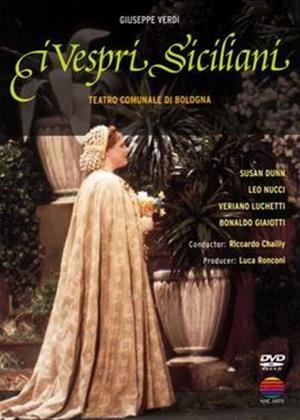 Rent I Vespri Sicilani Online DVD Rental
