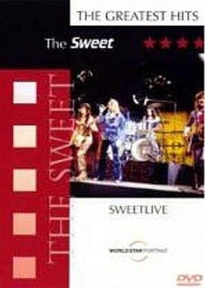 Rent The Sweet: Greatest Hits: Sweet Live Online DVD Rental