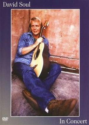 Rent David Soul: In Concert Online DVD Rental
