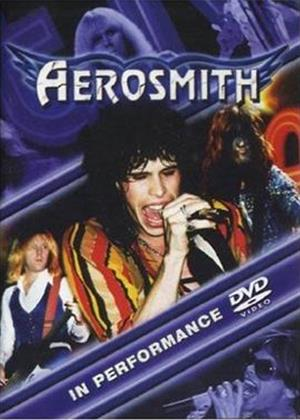 Rent Aerosmith: In Performance Online DVD Rental
