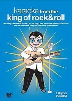 Rent Karaoke: From the King of Rock N' Roll Online DVD Rental