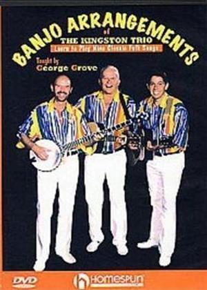 Rent Banjo Arrangements of the Kingston Trio Online DVD Rental