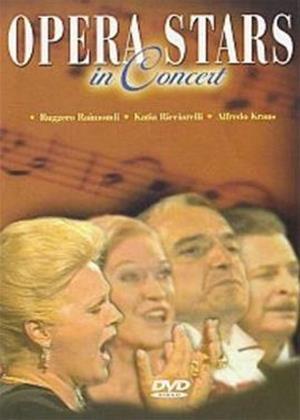 Rent Opera Stars in Concert Online DVD Rental