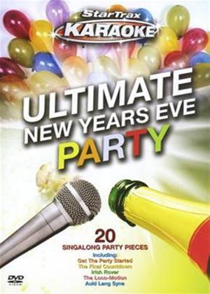 Rent Startrax Karaoke: Ultimate New Year's Eve Party Online DVD Rental