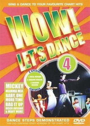 Rent Wow! Let's Dance: Vol.4 Online DVD Rental