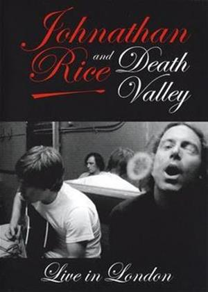 Rent Johnathan Rice and Death Valley: Live in London Online DVD Rental