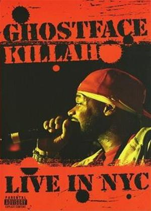 Rent Ghostface Killah: Live in NYC Online DVD Rental