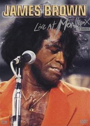 Rent James Brown: Live at Montreux 1981 Online DVD Rental
