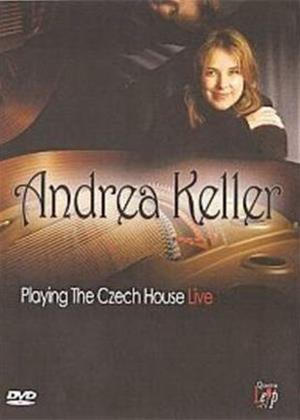 Rent Andrea Keller: Playing the Czech House Live Online DVD Rental