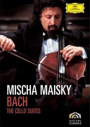 Rent Mischa Maisky: Bach Cello Suites Online DVD Rental