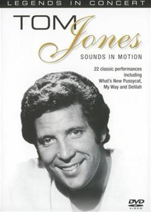 Rent Tom Jones: In Concert Online DVD Rental