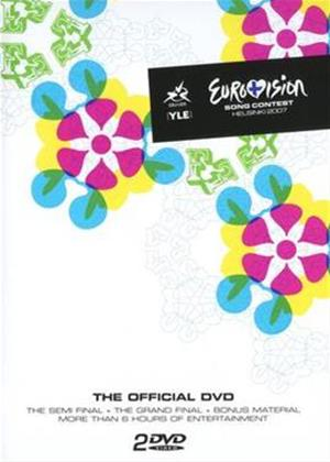 Rent Eurovision Song Contest 2007 Online DVD Rental