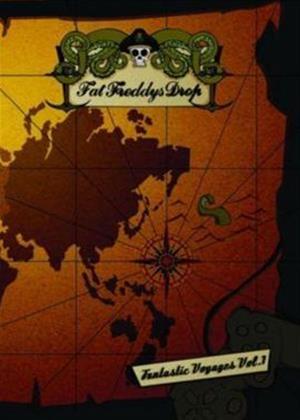 Rent Fat Freddy's Drop: Fantastic Voyages: Vol.1 Online DVD Rental