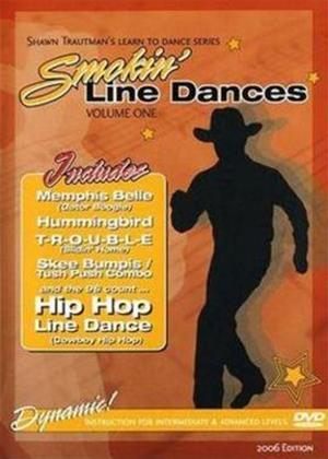 Rent Smokin' Line Dances: Vol.1 Online DVD Rental