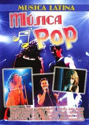Rent Musica Pop: Latin Music Online DVD Rental