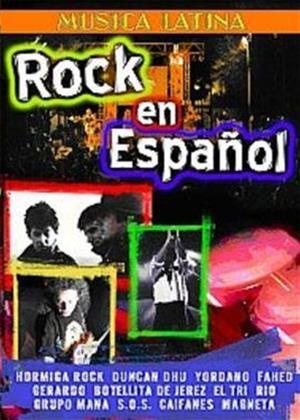 Rent Rock En Espanol: Latin Music Online DVD Rental