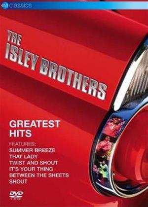 Rent The Isley Brothers: Greatest Hits Online DVD Rental
