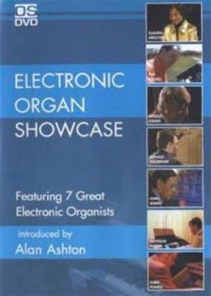 Rent Electronic Organ Showcase Online DVD Rental