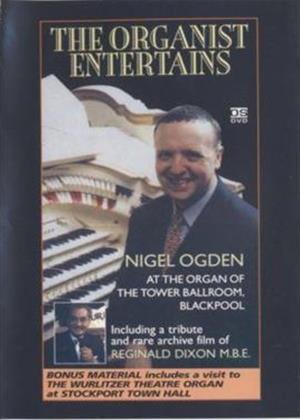 Rent Nigel Ogden: The Organist Entertains Online DVD Rental