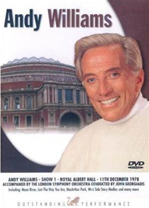 Rent Andy Williams: Live at the Albert Hall Online DVD Rental