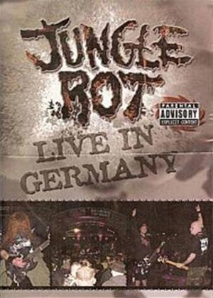 Rent Jungle Rot: Live in Germany Online DVD Rental