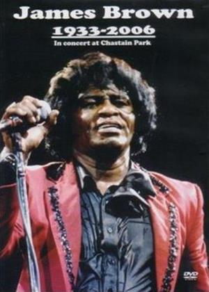 Rent James Brown: 1933-2006 Online DVD Rental