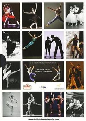 Rent Les Ballets De Monte-Carlo 1985-2005 Online DVD Rental